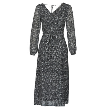 Ruhák Női Hosszú ruhák Ikks BQ30085-03 Fekete