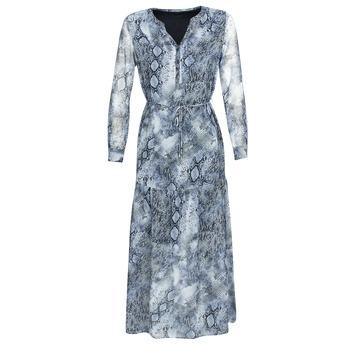 Ruhák Női Hosszú ruhák Ikks BQ30285-44 Kék