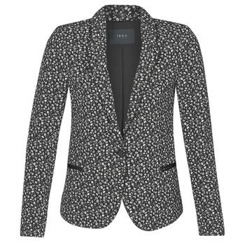 Ruhák Női Kabátok / Blézerek Ikks BQ40025-03 Fekete