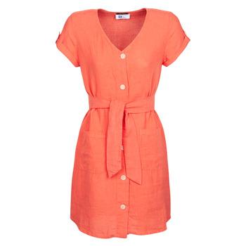 Ruhák Női Rövid ruhák One Step RONIN Narancssárga