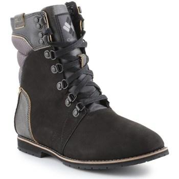 Cipők Női Csizmák Columbia Twentythird Ave WP Mid Fekete