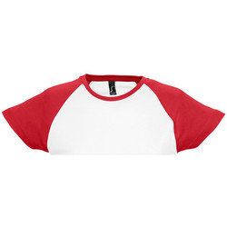 Ruhák Női Rövid ujjú pólók Sols MILKY BICOLOR SPORT Multicolor