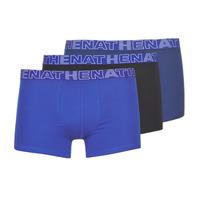 Fehérnemű Férfi Boxerek Athena BASIC COLOR Kék