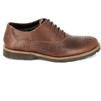Cipők Férfi Oxford cipők & Bokacipők TBS Packers Marron Barna