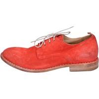 Cipők Női Oxford cipők Moma BR966 Piros