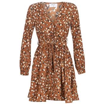 Ruhák Női Rövid ruhák Betty London LISONS Barna
