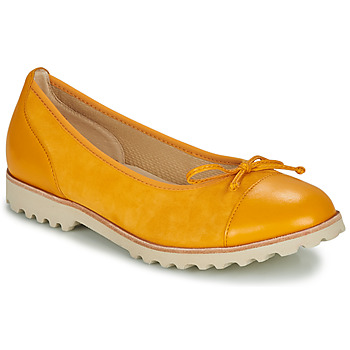 Cipők Női Balerina cipők / babák Gabor  Citromsárga