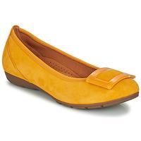 Cipők Női Balerina cipők  Gabor KASTIPON Citromsárga