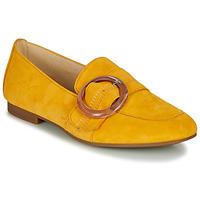 Cipők Női Mokkaszínek Gabor  Citromsárga