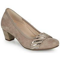Cipők Női Félcipők Gabor  Bézs