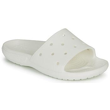 Cipők strandpapucsok Crocs Classic Crocs Slide Fehér