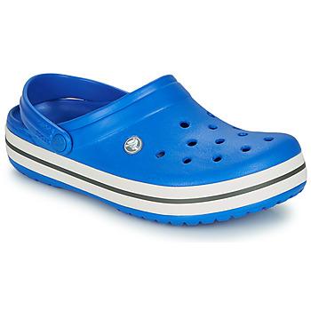 Cipők Klumpák Crocs CROCBAND Kék / Szürke