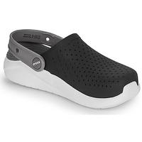 Cipők Gyerek Klumpák Crocs LITERIDE CLOG K Fekete  / Fehér