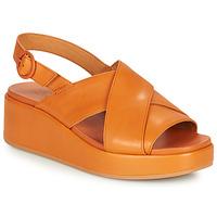 Cipők Női Szandálok / Saruk Camper MISIA Teve