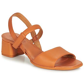 Cipők Női Szandálok / Saruk Camper KATIE SANDALES Teve