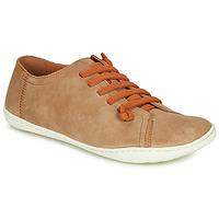 Cipők Női Oxford cipők Camper PEU CAMI Bézs / Sötét