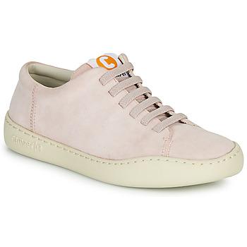 Cipők Női Rövid szárú edzőcipők Camper PEU TOURING Rózsaszín / Púder
