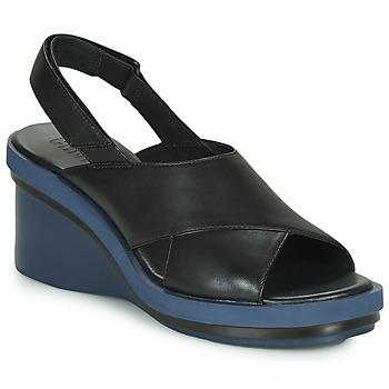Cipők Női Szandálok / Saruk Camper KIR0 Fekete