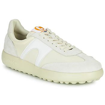 Cipők Női Rövid szárú edzőcipők Camper PELOTAS XL Fehér / Bézs