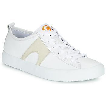 Cipők Női Rövid szárú edzőcipők Camper IRMA COPA Fehér