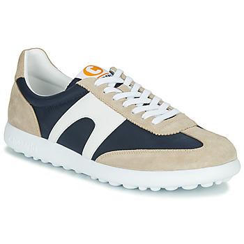 Cipők Férfi Rövid szárú edzőcipők Camper PELOTAS XL Bézs / Tengerész