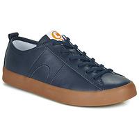Cipők Férfi Rövid szárú edzőcipők Camper IRMA COPA Tengerész