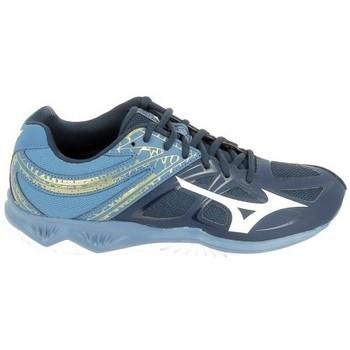 Cipők Férfi Kosárlabda Mizuno Thunder Blade 2 Bleu Kék