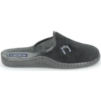 Cipők Mamuszok Boissy NELES Mule Noir Fekete