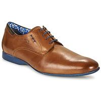 Cipők Férfi Oxford cipők Fluchos VESUBIO Barna / Kék