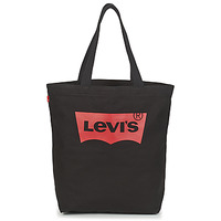 Táskák Női Bevásárló szatyrok / Bevásárló táskák Levi's BATWING TOTE Fekete