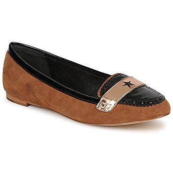 Cipők Női Mokkaszínek C.Petula KING Teve