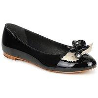 Cipők Női Balerina cipők  C.Petula MUCHACHA Fekete