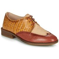 Cipők Női Oxford cipők Hispanitas LONDRES Barna