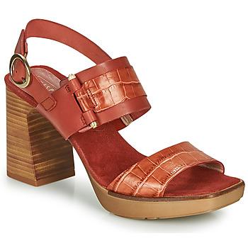 Cipők Női Szandálok / Saruk Hispanitas PETRA Barna