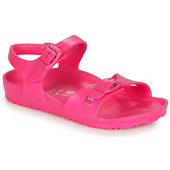 Cipők Lány Szandálok / Saruk Birkenstock RIO EVA Rózsaszín
