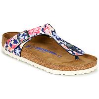 Cipők Női Lábujjközös papucsok Birkenstock GIZEH SFB Sokszínű