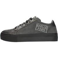 Cipők Női Rövid szárú edzőcipők GaËlle Paris G006 Grey