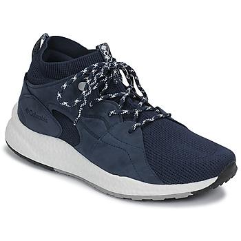 Cipők Férfi Multisport Columbia SH/FT OUTDRY MID Tengerész