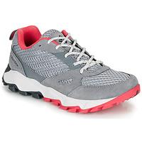 Cipők Női Rövid szárú edzőcipők Columbia IVO TRAIL BREEZE Szürke / Lazac