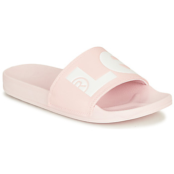 Cipők Női strandpapucsok Levi's JUNE L S Rózsaszín