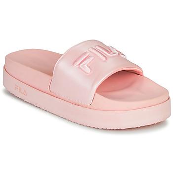 Cipők Női strandpapucsok Fila MORRO BAY ZEPPA F WMN Rózsaszín