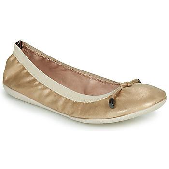 Cipők Női Balerina cipők  Les Petites Bombes AVA Arany