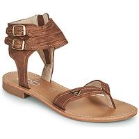 Cipők Női Szandálok / Saruk Les Petites Bombes CAMEL Teve