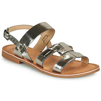 Cipők Női Szandálok / Saruk Les Petites Bombes BRANDY Ezüst