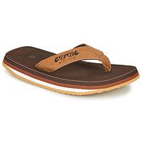 Cipők Férfi Lábujjközös papucsok Cool shoe ORIGINAL Barna