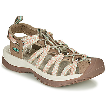Cipők Női Sportszandálok Keen WHISPER Bézs