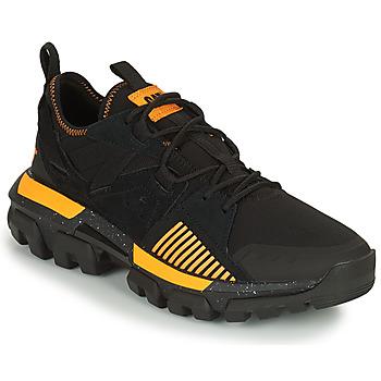 Cipők Férfi Rövid szárú edzőcipők Caterpillar RAIDER SPORT Fekete  / Citromsárga