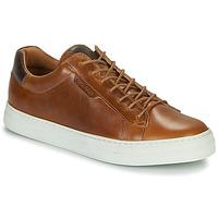 Cipők Férfi Rövid szárú edzőcipők Schmoove SPARK-CLAY Barna