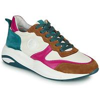 Cipők Női Rövid szárú edzőcipők Pataugas FRIDA Fehér / Többszínű