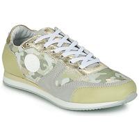 Cipők Női Rövid szárú edzőcipők Pataugas IDOL/MIX Álcáz